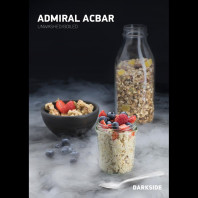 Табак для кальяна Darkside MEDIUM Admiral Acbar Cereal (Овсяная каша) 250г
