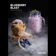 Табак Darkside MEDIUM 100 гр - Blueberry Blast (Черника)