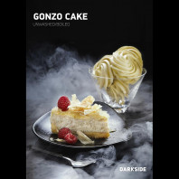 Табак для кальяна Darkside MEDIUM Gonzo Cake (Чизкейк) 250г