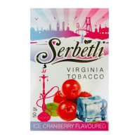 Табак для кальяна Serbetli Ice Cranberry 50 гр.