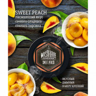 Табак Must Have Sweet Peach (Персик) 125г