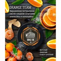Табак Must Have Orange Team (Апельсин и мандарин) 125г