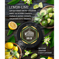 Табак для кальяна Must Have Lemon Lime (Лимон Лайм)  125г