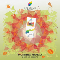Табак для кальяна Spectrum -  Morning Mango (Овсянка с манго) 40г
