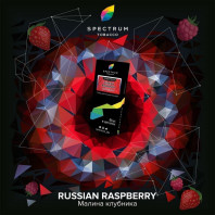 Табак для кальяна Spectrum Hard Line - Russian Raspberry (Малина) 100г