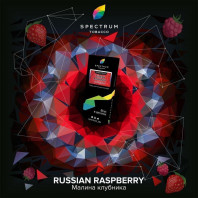 Табак для кальяна Spectrum HARD Line - Russian Raspberry (Малина) 40г